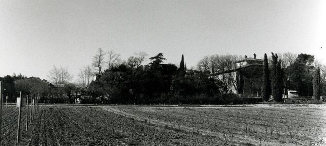 Domaine du Mas de Grille dans les années 80