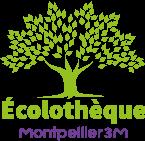 Logo de l'Écolothèque de Montpellier Méditerranée Métropole