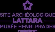 Logo du Site archéologique Lattara - Musée Henri Prades de Montpellier Méditerranée Métropole
