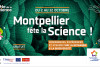 Image illustrant la fête de la science :« Montpellier fête la science »
