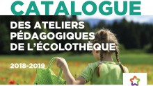 Couverture du catalogue de formation