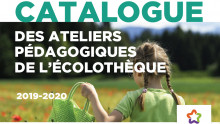 Couverture du catalogue 2019-2020