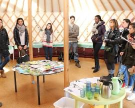 Les agents des communes réunis dans un atelier pédagogique